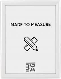 Siljan Hvit 8B - Valgfri Størrelse