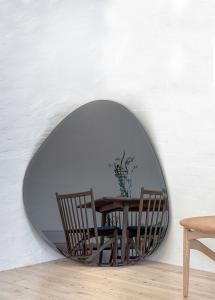 Speil Shape Big Warm Grey 95x110 cm