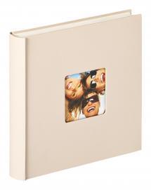 Fun Album Sand - 30x30 cm (100 Hvite sider / 50 ark)