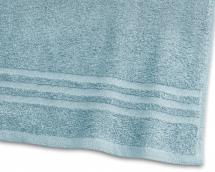 Badelaken Basic Frotté - Turkis 90x150 cm