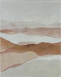 Veggteppe Dunes - Beige 100x127 cm