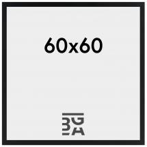 Amanda Box Svart 60x60 cm