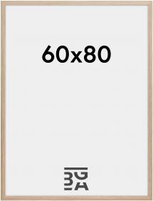 Ramme Stilren Eik 60x80 cm