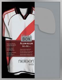 Nielsen Frame Box II Sølv 60x80 cm