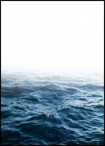 Waves Plakat