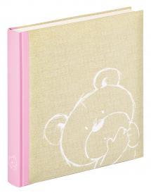 Dreamtime Rosa - 28x30,5 cm (50 Hvite sider)