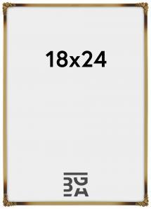 Rosen Metall Gull 18x24 cm