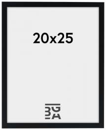 Edsbyn Svart 2E 20x25 cm
