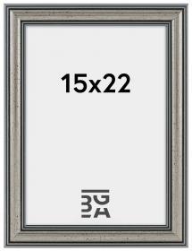 Frigg Sølv 15x22 cm
