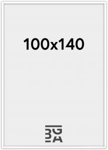 Amanda Box Pleksiglass Hvit 100x140 cm