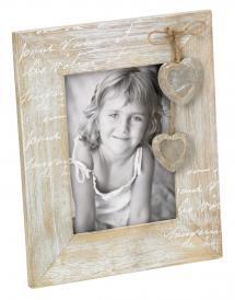 Le Coeur Brun 13x18 cm