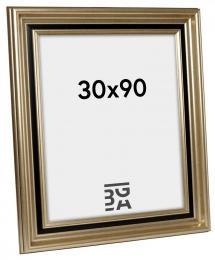 Gysinge Premium Sølv 30x90 cm