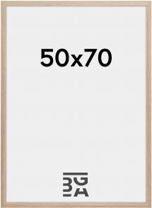 Ramme Stilren Akrylglass Eik 50x70 cm