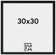 Edsbyn Svart 2E 30x30 cm