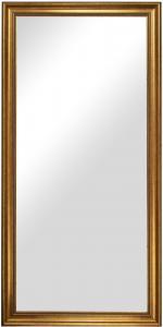 Speil Rokoko Gull 50x100 cm
