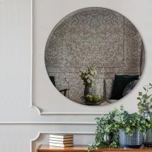 Speil Prestige Oxidized 80 cm Ø