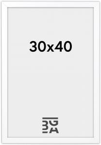 Stilren Hvit 30x40 cm