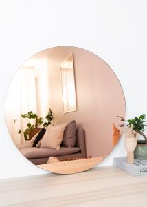 Speil Premium Rose Gold 80 cm Ø