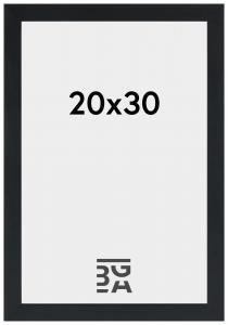 Stilren Svart 20x30 cm