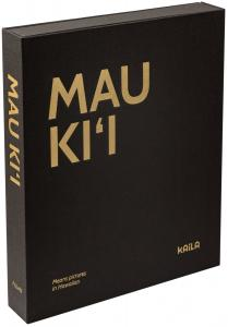 KAILA MAU KI'I - Coffee Table Photo Album (60 Svarte Sider / 30 Ark)