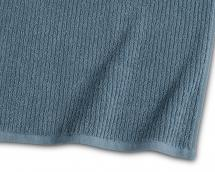 Badehåndkle Stripe Frotté - Blå 65x130 cm