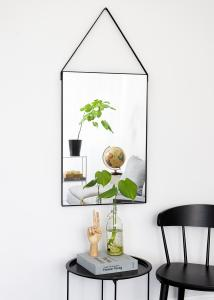 Speil Naima Svart 51x76 cm
