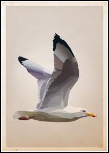 Gull Plakat