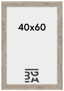 New Stockholm Grå 40x60 cm