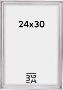 Verona Sølv 24x30 cm