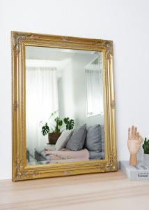 Speil Antique Gull 50x70 cm