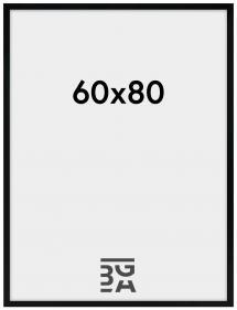 Amanda Box Svart 60x80 cm