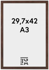 Ramme Stilren Valnøtt 29,7x42 cm (A3)