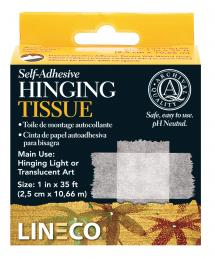 Lineco Hinging Tissue