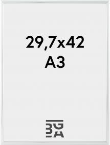 Galeria Sølv 29,7x42 cm (A3)