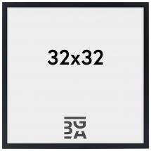 Edsbyn Svart 2E 32x32 cm