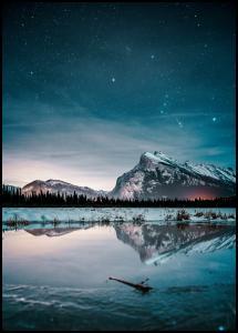 Midnight Sky Plakat