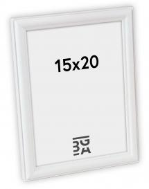 Line Hvit 15x20 cm