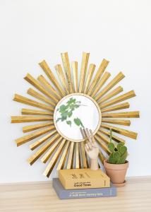 Speil Selin Gull 81 cm Ø