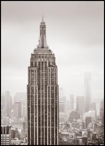 Empire State Building Plakat