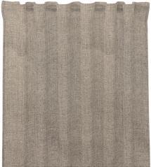 Gardin med multibånd Midnight 300 cm - Light Grey 1-pak