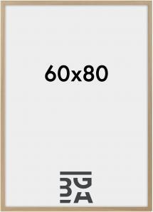 Nielsen Premium Quadrum Eik 60x80 cm