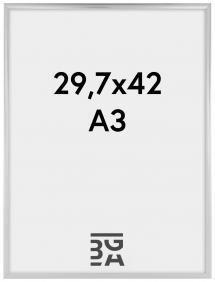 PosterrammeSølv 29,7x42 cm (A3)
