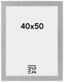 Glamour Sølv 26A 40x50 cm