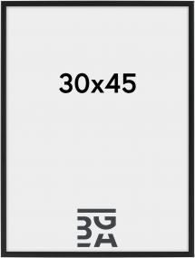 Nielsen Premium Classic Matt Svart 30x45 cm