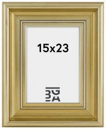 Mora Premium Sølv 15x23 cm