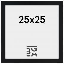 Amanda Box Svart 25x25 cm