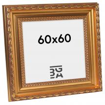 Birka Premium Gull 60x60 cm