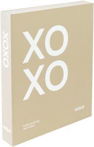 KAILA XOXO Nude - Coffee Table Photo Album (60 Svarte Sider / 30 Ark)