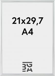 Galeria Sølv 21x29,7 cm (A4)