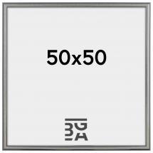Frigg Sølv 50x50 cm